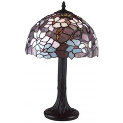 Norrsken Design Secret Garden B122373 Bordslampa Tiffany 30cm