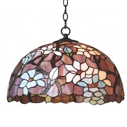 Norrsken Design Secret Garden T162373 Taklampa Tiffany 40Cm